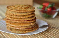 100 Calorie Cinnamon Pancakes! Recipe