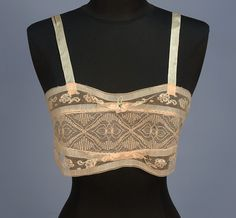 Brassiere 1920s Whitaker Auctions