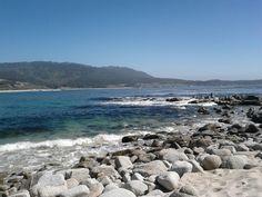 Carmel River State Beach in Carmel, CA