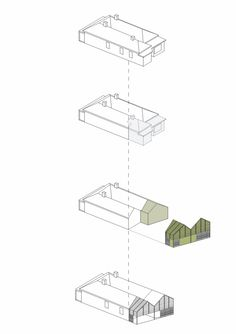 Diagram of a renovation