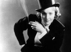 Style Icons Live Forever: Marlene Dietrich.Dietrich style was strong, sexy, powerful and enchanting.The modern day women who continue to rock the Dietrich classic masculine style