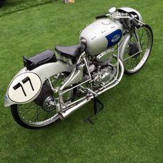 FB Mondial 125cc Bialbero 1951