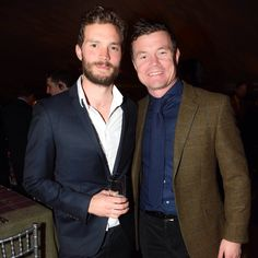 Jamie attends Alfred Dunhill Links Pro-Am Championship Golf Party, St Andrews, Scotland on October, 04.