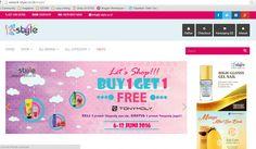 Cyndaadissa - Indonesian Blogger: #AnnyeongKStyle, E-commerce Produk Korea. Cepat, M...