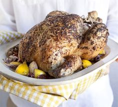Love roast chicken but want to give it a summer twist? John Torode, MasterChef judge and chef shows you how