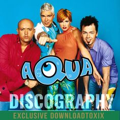 Aqua - Discography [iTunes Plus AAC M4A] (2016) Download Exclusive: http://pasted.co/83a84571