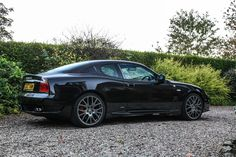 Some photos of our new Maserati Gransport MC Victory - PistonHeads #MC #Victorty #GranSport #Maserati