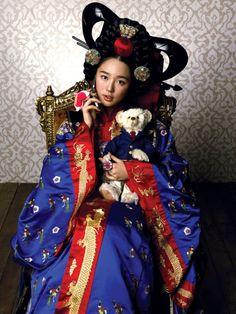 Yoon Eun Hye, my first favourite korean actress in my first favourite korean drama, Princess Hour