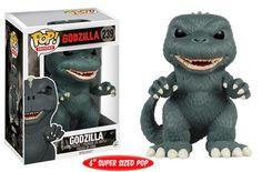 Godzilla Pop figure by Funko