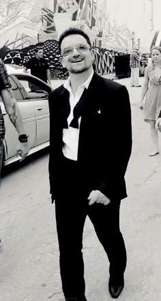 Bono by Vincent Peters