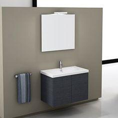 """31"""" Nameeks Iotti Trendy TR02 Bathroom Vanity #BathroomRemodel #BlondyBathHome #BathroomVanity  #ModernVanity"""