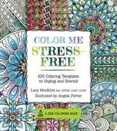 color me stress free