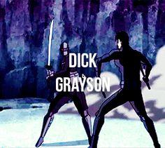 gif stuff dick grayson jason todd Damian Wayne tim drake dcau one 000 male robins bat related now i need stepj