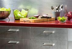 Haben Sie Es Vor, Die Küche Zu Renovieren, Sollen Sie Die Alten  Küchenfronten Oder Die Arbeitsplatte