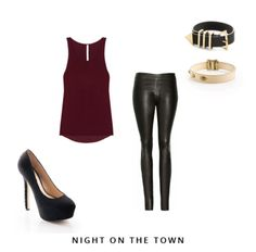 the perfect night out outfit