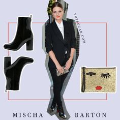 Mischa Barton - Go Gentle! by AMAZE Celebrities