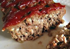 Low Carb Reuben Meatloaf from Food.com:  This reuben-stylized meatloaf can also be formed into patties and grilled or pan-fried or divided and baked in muffin tins for 25 to 30 minutes to save time.