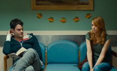 Bill Hader and Kristen Wiig Reunite in The Skeleton Twins Trailer