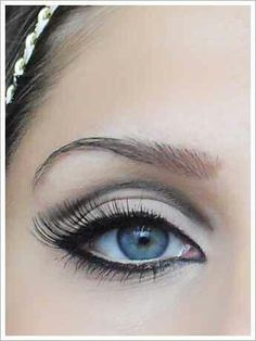 Mod Eye Makeup