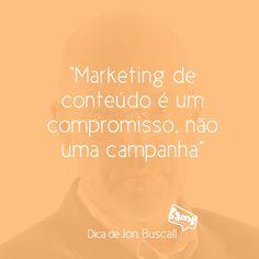 Boa noite Bamp's, uma dica para quem curti #Marketing de #Conteúdo
