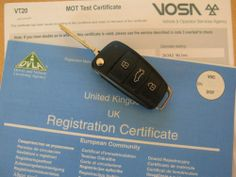 How to examine the used car's history