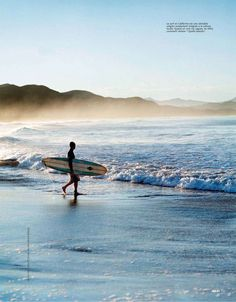 I want to try surfing.