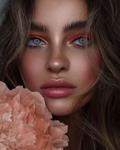 Summer Makeup Guide – How To Rock This Season's Trends - Stylish Bunny Beauty Make-up, Beauty Hacks, Hair Beauty, Beauty Skin, Makeup Trends, Beauty Photography, Portrait Photography, Make Up Guide, Photographie Portrait Inspiration