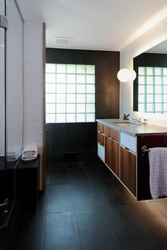 Midcentury Modern Condo  Midcentury  Bathroom  Phoenix  J Cool Bathroom Design Seattle Review