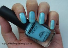 The Faceshop Trendy Nails BL601