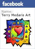Terry Medaris Art Stamps