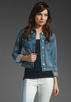 rag & bone/JEAN The Jean Jacket in...    $253.00