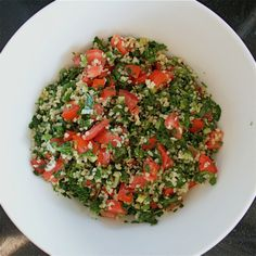 Bring an Authentic Tabouli Salad to the Dinner Table