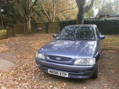 This m reg 1994 ford escort mistral convertible 1.6  is for sale.