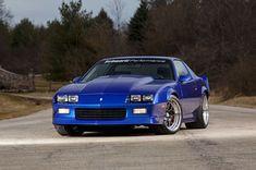 1989 Chevy Camaro Front