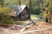 SWAN CABIN, Pisgah National Forest