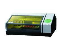 The Roland VersaUV LEF-20 flatbed printer