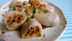 讚!讚!。非常好吃。可以吃到芋头的芳香,又有喜欢的QQ口感。 Hakka cuisine is not commonly found or heard of, that is why it is even more precious if you come acr...