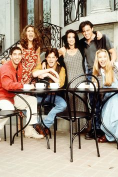 From everyone& favourite friend to Hollywood leading lady, see the fashion evolution of Jennifer Aniston Friends Best Moments, Serie Friends, Friends Cast, I Love My Friends, Friends Show, Friends Forever, Jennifer Aniston Style, Jenifer Aniston, Ross Geller