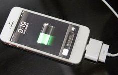 Güncel Teknoloji Bloğu: Akıllı telefonunuz 15 dakikada şarj olacak!
