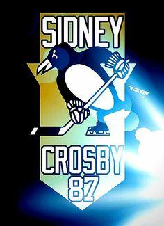Pittsburgh penguins Sidney Crosby 87