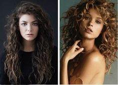 El cabello rizado puede ser difícil de controlar pero con estos cortes, lucirá fantástico || cortes de cabello rizado mediano - cortes de cabello mediano en capas chino - cabello rizado largo cortes. #cortesdecabello