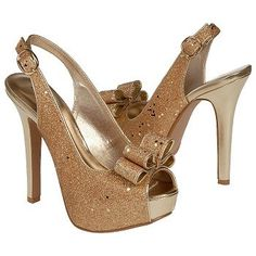 Night Moves by Allure Women's Shimmer Shoe