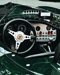 F&O Fabforgottennobility — supppr-nova: Jaguar D-Type [1080×1350]