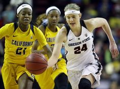 Top seed Oregon State pulls away from California in Pac-12 women's  tournament