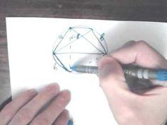 Четырёхугольник ABCD со сторонами AB и CD вписан в окружность Диагонали. Единый государственный экзамен 2014. Математика