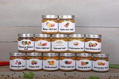 Senf Bratwurst, Chili, Mango, Canning, Gourmet, Plum, Figs, Mustard, Roast