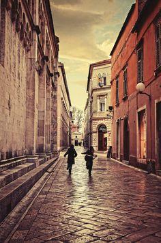 Childhood  Zadar, Croatia