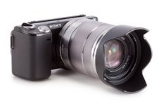 Perfect digital camera for the photography noob! Sony NEX-5N