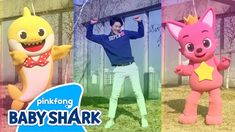 (12) YouTube Baby Shark Dance, Cupcake Toppers Free, Shark Family, Fun Songs, Cool Baby Stuff, More Fun, Presents, Youtube, Gifts