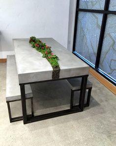 Специфический материал: 19 восхитительных предметов мебели и домашнего декора из бетона